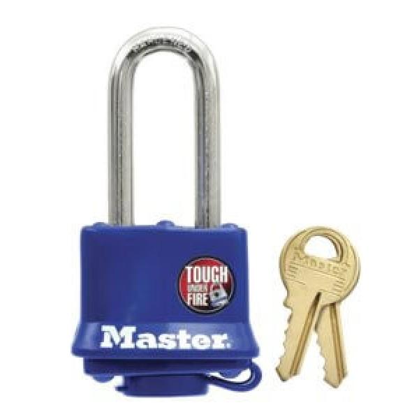 Masterlock All weather 312 LH hangslot weerbestendig