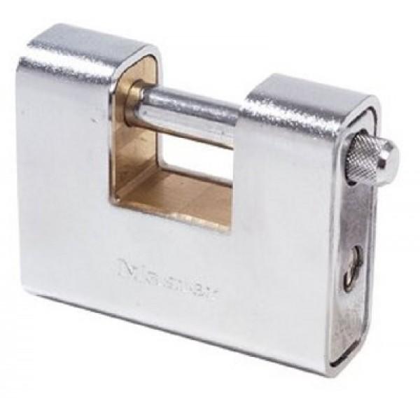 Masterlock hangslot 690 extra dik gepantserd metaal